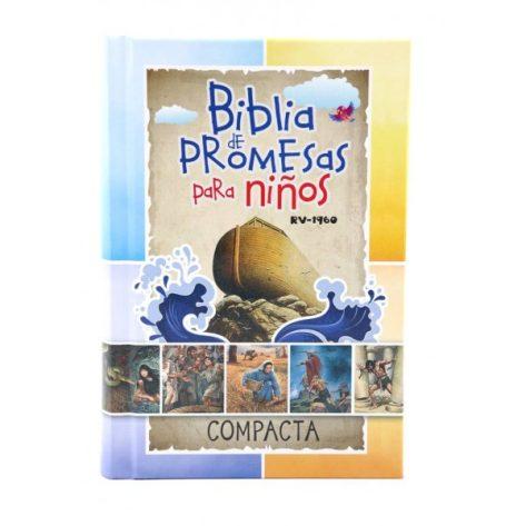 BIBLIA RVR60 PARA NIÑOS TAPA DURA COMPACTA