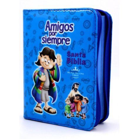 B.RVR60 AMIGOS POR SIEMPRE AZUL ACOLCHONADA