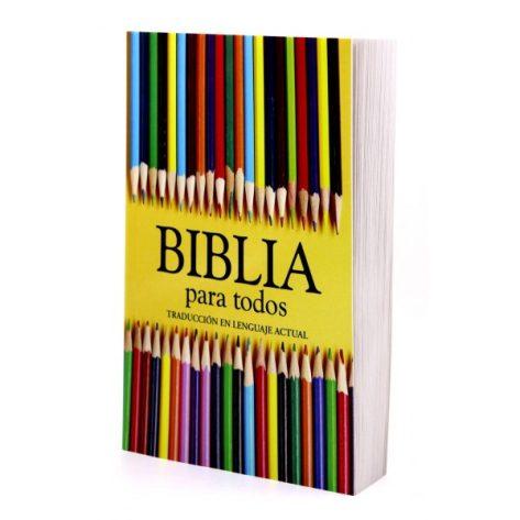 BIBLIA TLA MISIONERA PAPIRO TLA060E