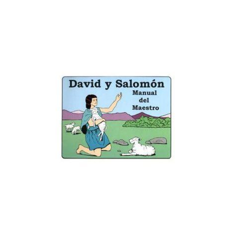 DAVID Y SALOMON PAQUETE COMPLETO