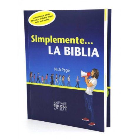 SIMPLEMENTE LA BIBLIA