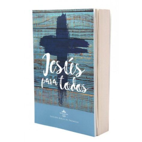 B. DE PROMESAS EVANGELISTICA JESUS PARA TODOS