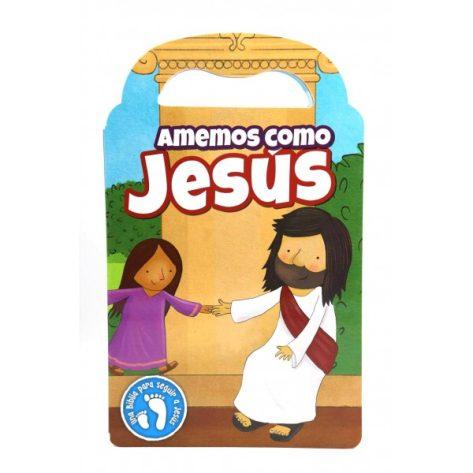 AMEMOS COMO JESUS PARA NIÑOS TD