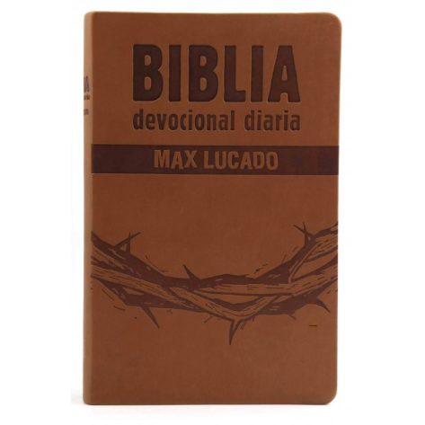 B. RVR60 DEVOCIONAL DIARIA MAX LUCADO- CAFE