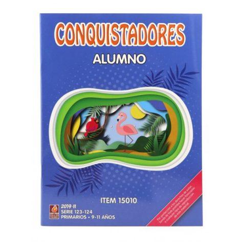 CONQUISTADORES ALUMNO 2019-2 SERIE 123-124