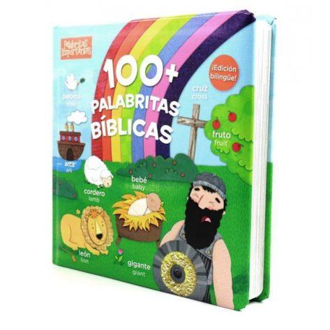 100 PALABRITAS BIBLICAS EDIC. BILINGUE